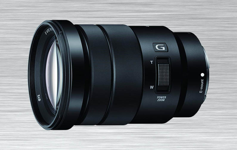 Sony 18-105mm F4.0 a6000 Travel Lens