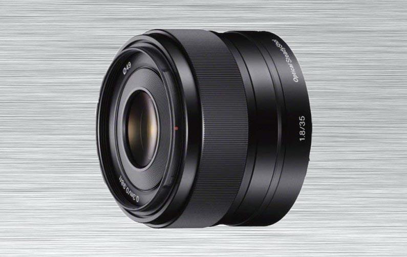 Sony 35mm F1.8 Travel Lens