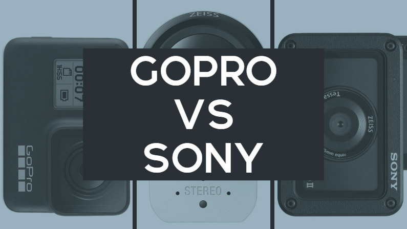 GoPro vs Sony (Action Cam & RX0 Cameras)